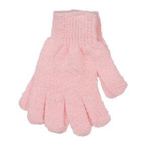 Colour Co. Shower Mitt Pink 2 Pack