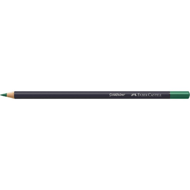 Faber-Castell Colour Pencil Goldfaber Col162 - Light Phthalo Green, , hi-res