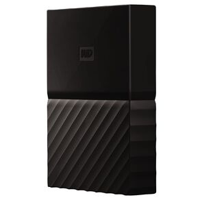 WD My Passport Ultra 2TB USB 3.0 External Hdd Black