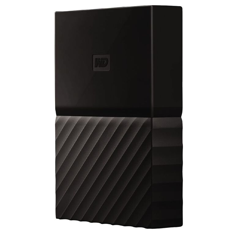 WD My Passport Ultra 2TB USB 3.0 External Hdd Black, , hi-res