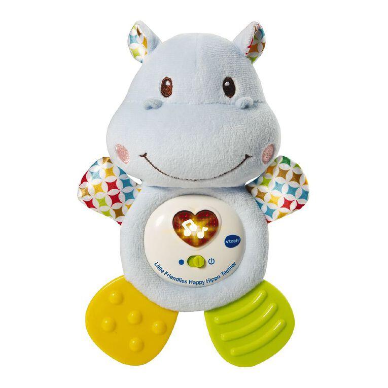 Vtech Little Friendlies Happy Hippo Teether, , hi-res