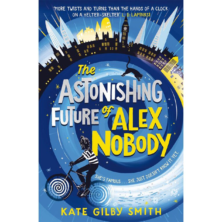 The Astonishing Future of Alex Nobody by Kate Gilby Smith, , hi-res