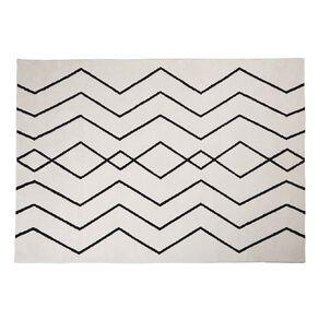 Living & Co Malmo Area Rug White 160cm x 230cm