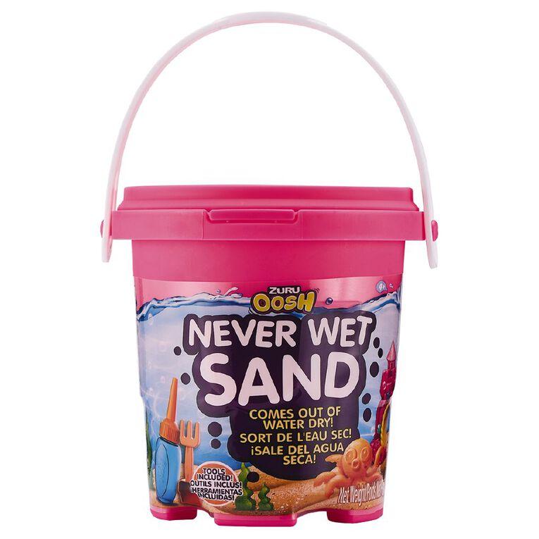Zuru Oosh Never Wet Sand Assorted, , hi-res