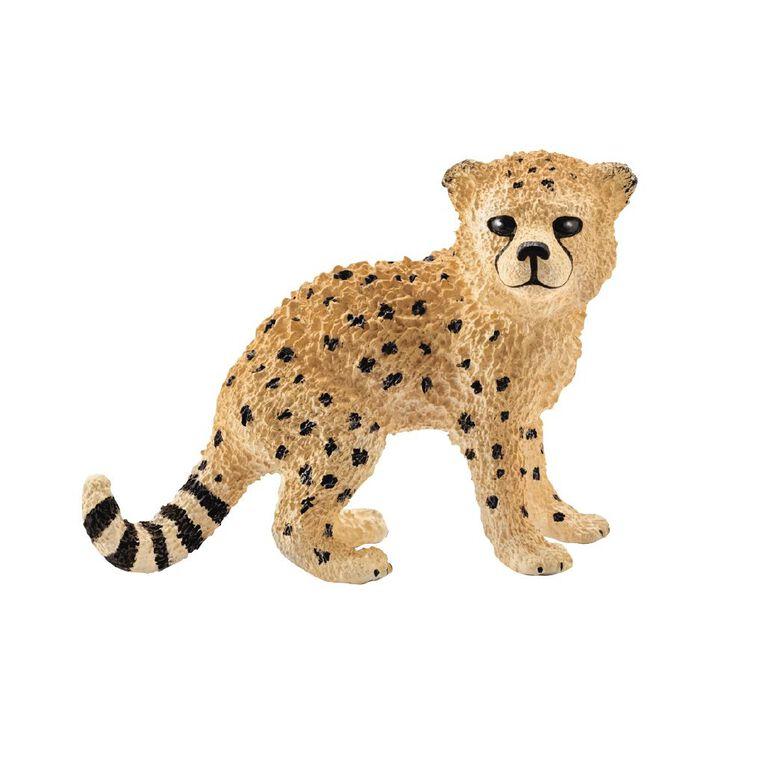 Schleich Cheetah Cub, , hi-res