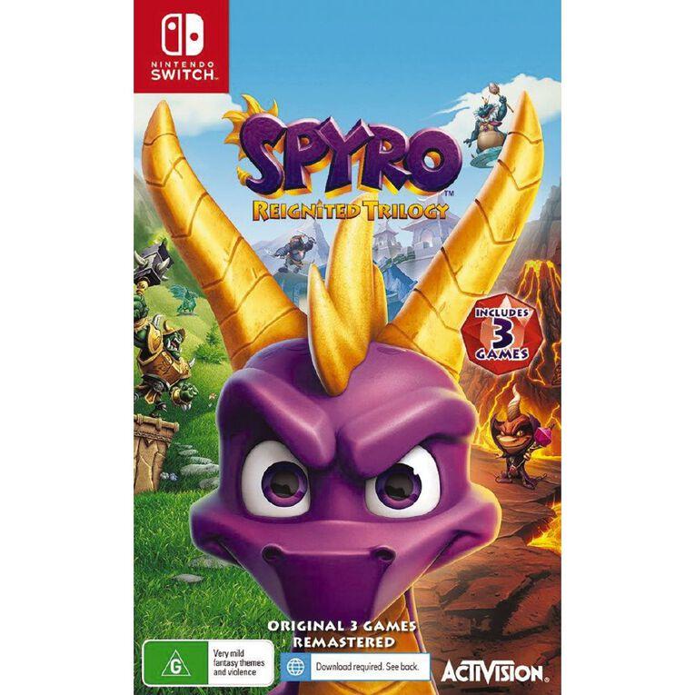 Nintendo Switch Spyro Reignited Trilogy, , hi-res