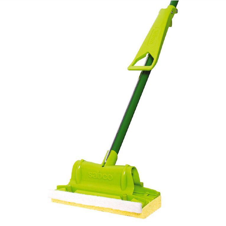 Sabco Lightning Quick Release Mop Green, , hi-res