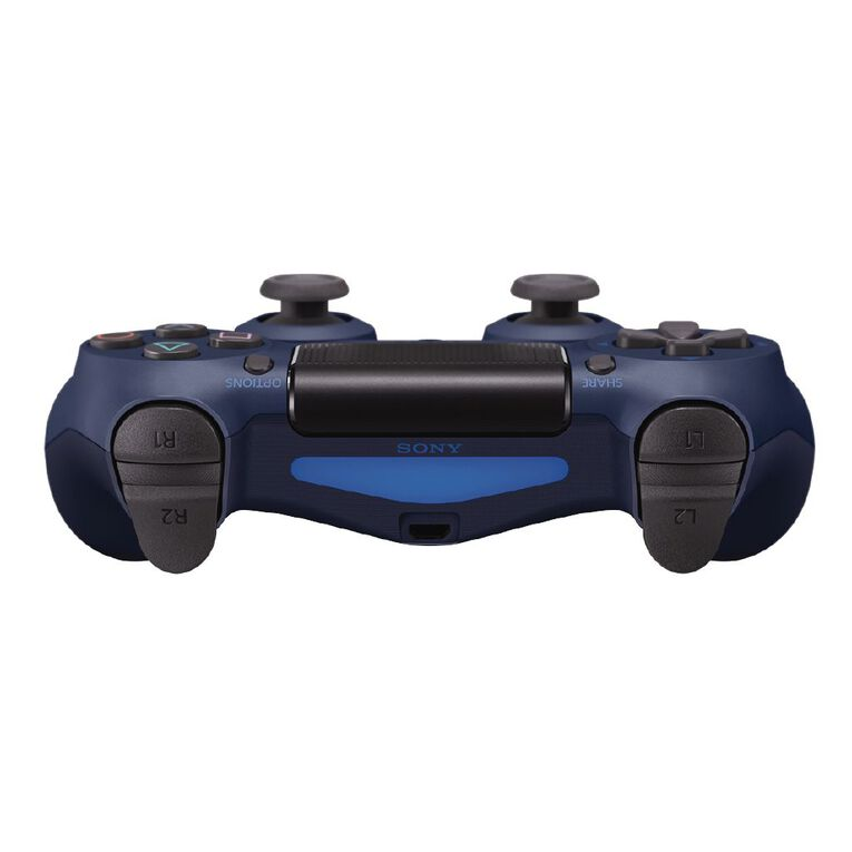PS4 DualShock 4 Limited Edition Midnight Blue Blue, , hi-res