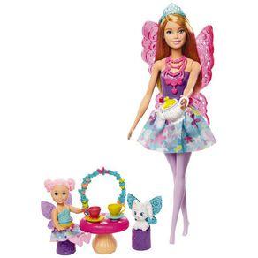 Barbie Dreamtopia Fantasy Set Assorted