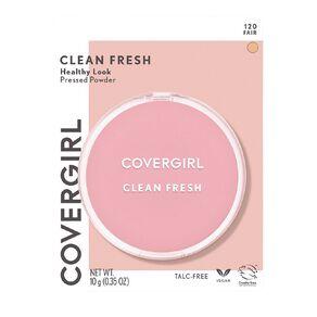 Covergirl Clean Fresh Pressed Powder Fair