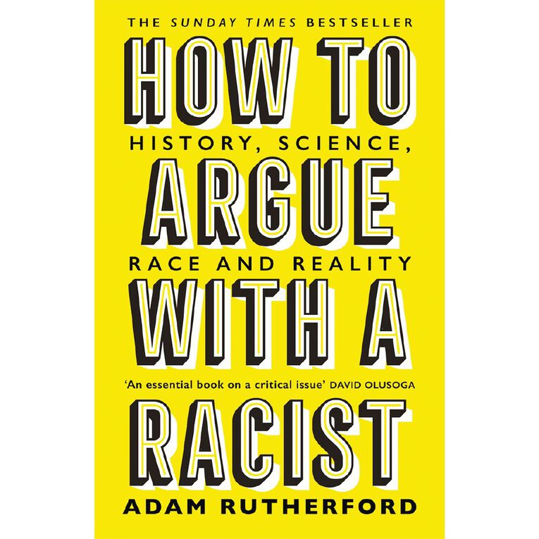 How to Argue With a Racist by Adam Rutherford, , hi-res
