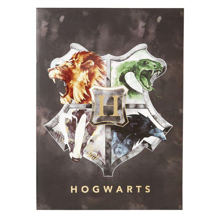 Harry Potter Scrapbook Black, , hi-res