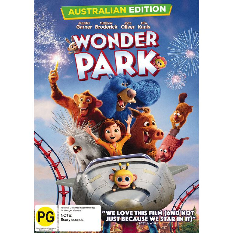 Wonder Park DVD 1Disc, , hi-res