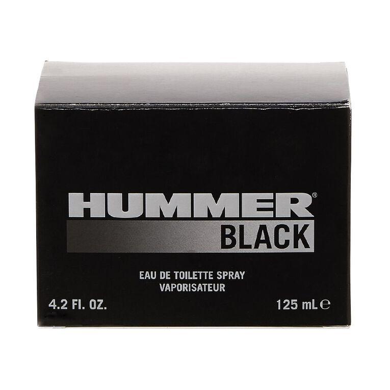 Hummer Black EDT 125ml, , hi-res