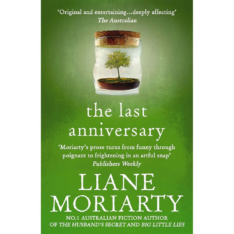 The Last Anniversary by Liane Moriarty, , hi-res