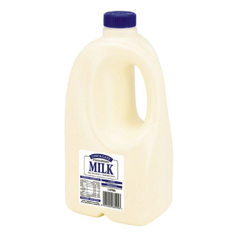 Cow & Gate Blue Standard Milk 2L, , hi-res