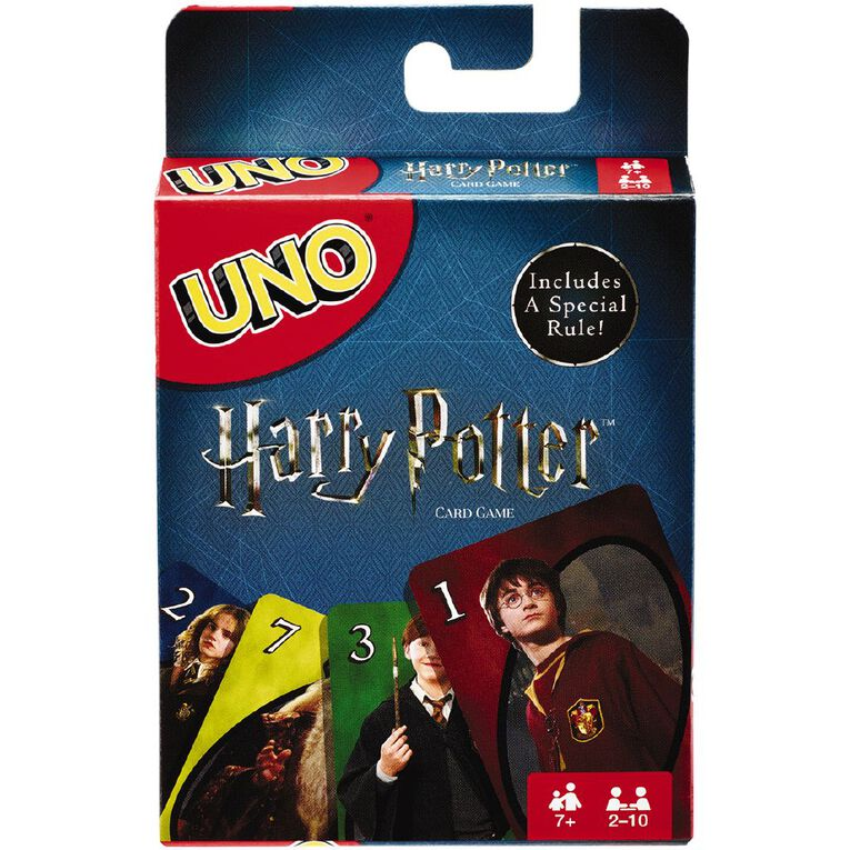 UNO Harry Potter Card Game, , hi-res