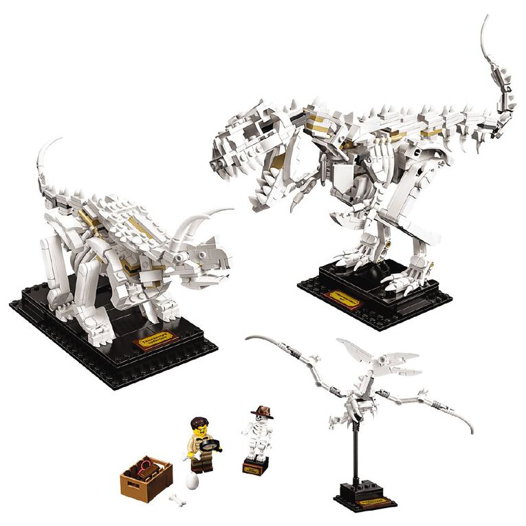 LEGO Ideas Dinosaur Fossils 21320, , hi-res