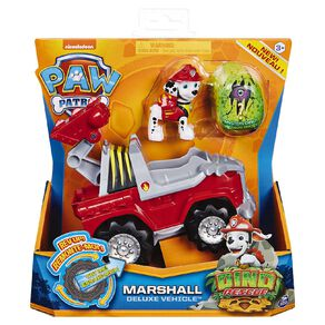 Paw Patrol Dino Deluxe Themed Vehicles