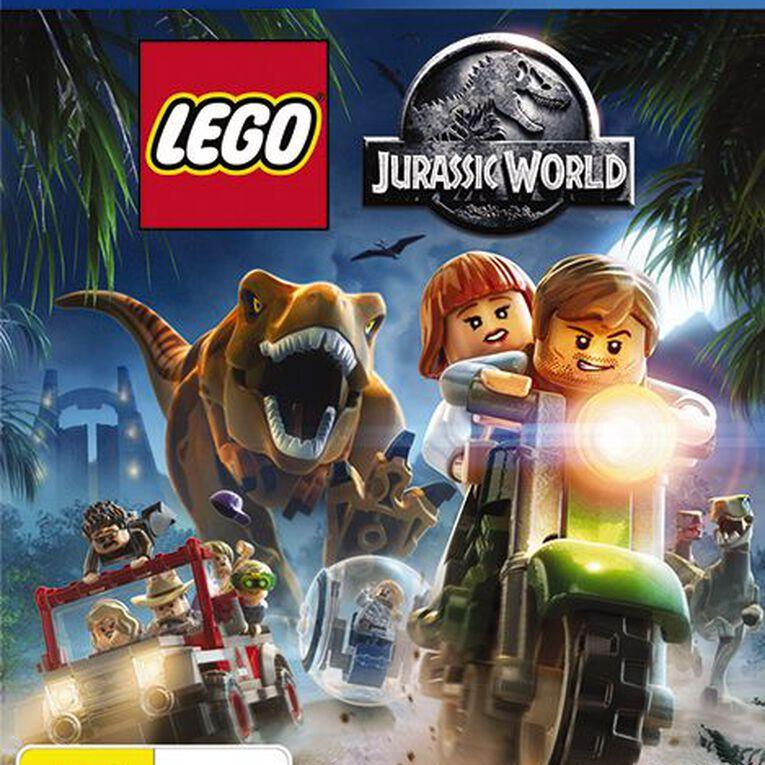 PS4 LEGO Jurassic World, , hi-res