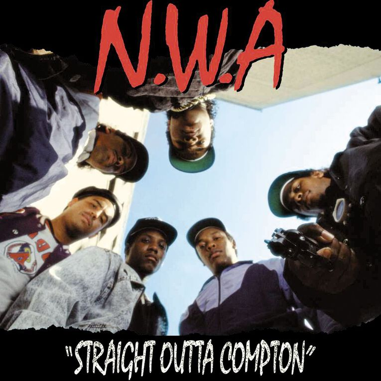 Straight Outta Compton Vinyl by N.W.A 1Record, , hi-res