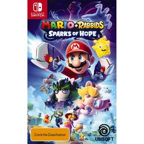 Nintendo Switch Mario + Rabbids Sparks of Hope