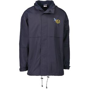 Schooltex Mangere Central Anorak with Embroidery