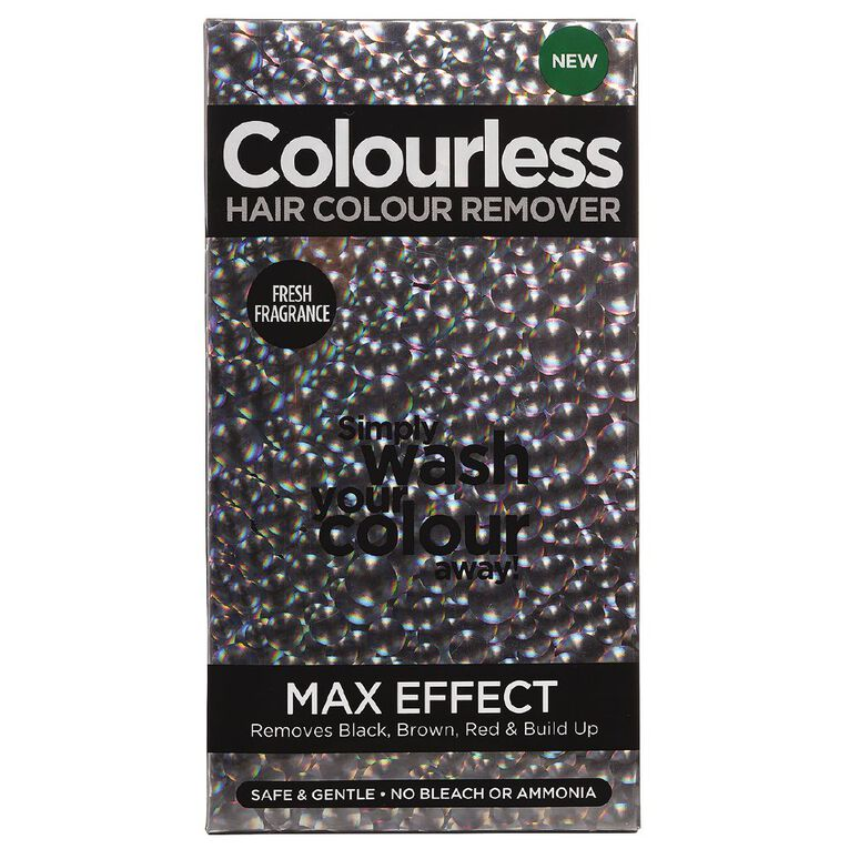 Colourless Max Effect Hair Colour Remover 180ml, , hi-res