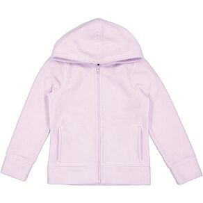 Young Original Microfibre Hood Sweatshirt