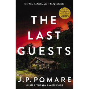 The Last Guests by JP Pomare N/A