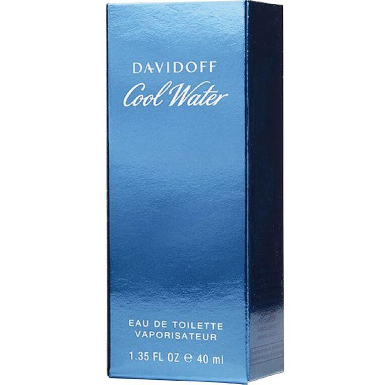 Davidoff Cool Water EDT 40ml, , hi-res
