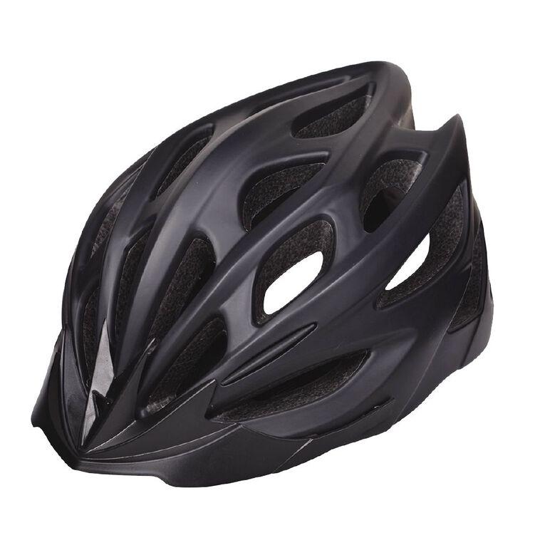 Milazo Pro Helmet Black 58-61cm, , hi-res