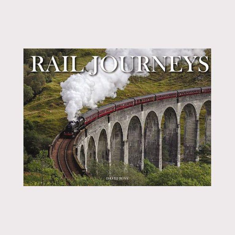 Rail Journeys by David Ross, , hi-res