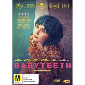 Babyteeth DVD 1Disc