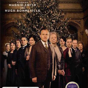 Christmas At Downton Abbey DVD 1Disc