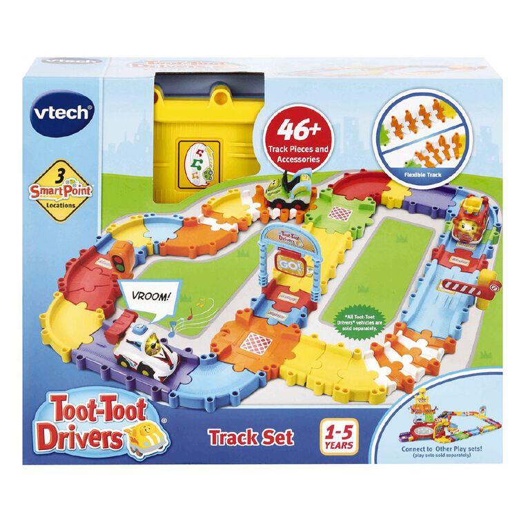Vtech Toot Toot Track Set, , hi-res