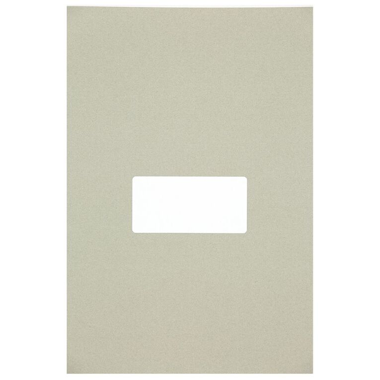 Quik Stik Labels Mr4489 44mm x 89mm 100 Pack White, , hi-res