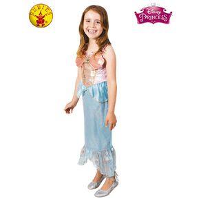 Disney Ariel Ultimate Princess Dress 6-8 Years