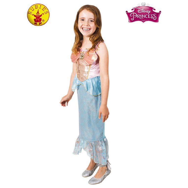 Disney Ariel Ultimate Princess Dress 6-8 Years, , hi-res