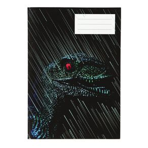 Kookie Rawr Exercise Notebook Green Dark A4
