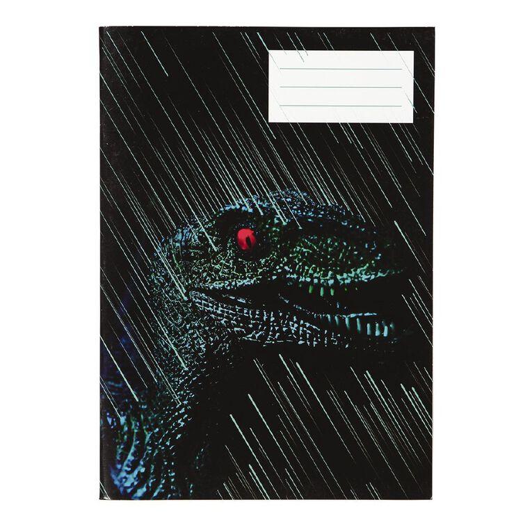 Kookie Rawr Exercise Notebook Green Dark A4, , hi-res