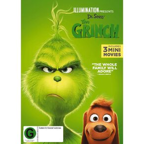 The Grinch DVD 1Disc