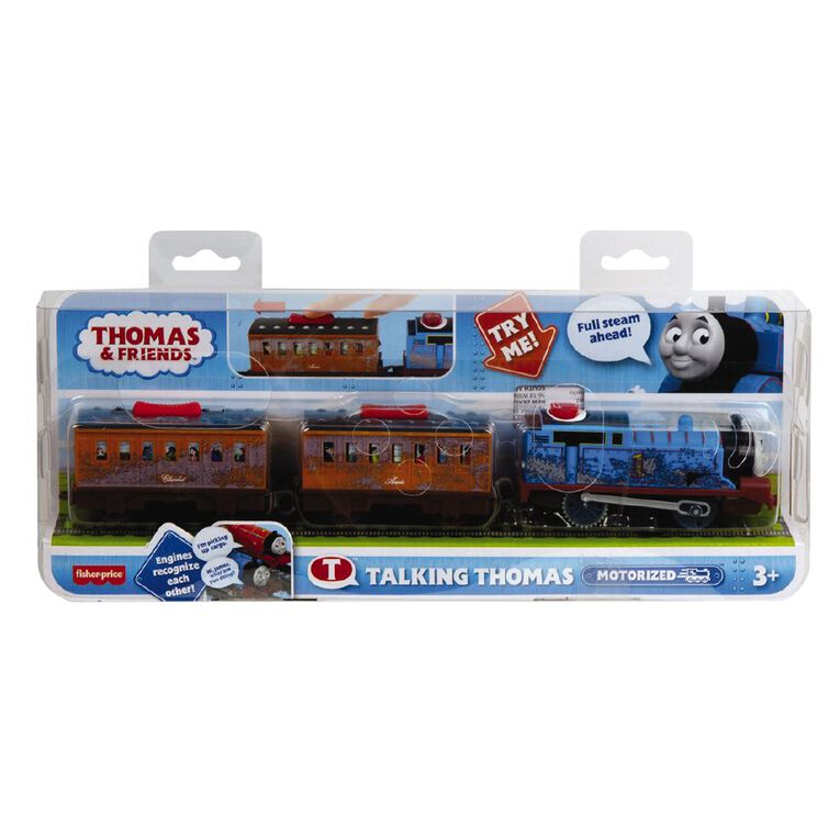 Thomas & Friends Fisher-Price Interactive Engine Assorted, , hi-res