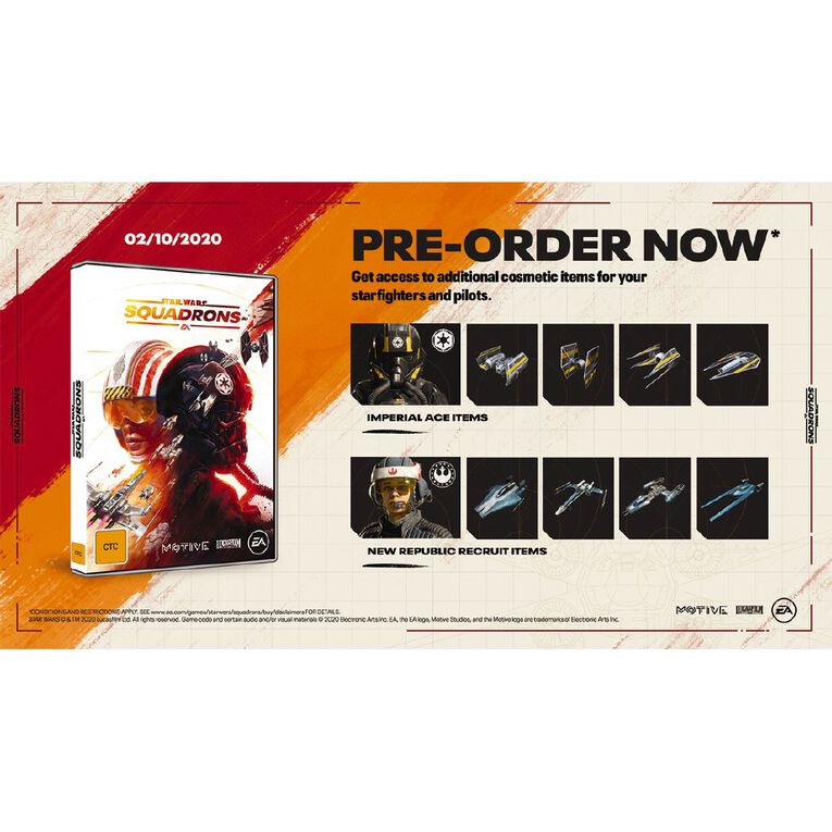 XboxOne Starwars Squadrons, , hi-res