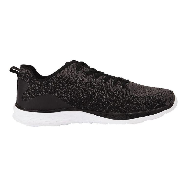 Active Intent Taska Memory Foam Shoes, Black, hi-res