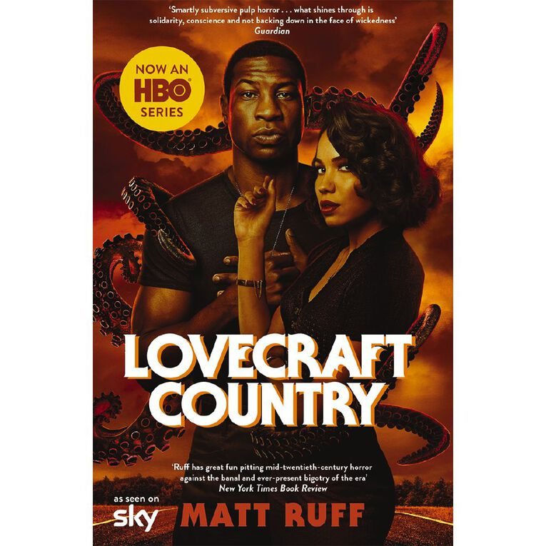 Lovecraft Country TV Tie-In by Matt Ruff N/A, , hi-res