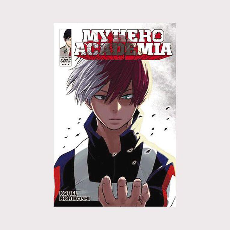 My Hero Academia Vol #5 by Kohei Horikoshi, , hi-res