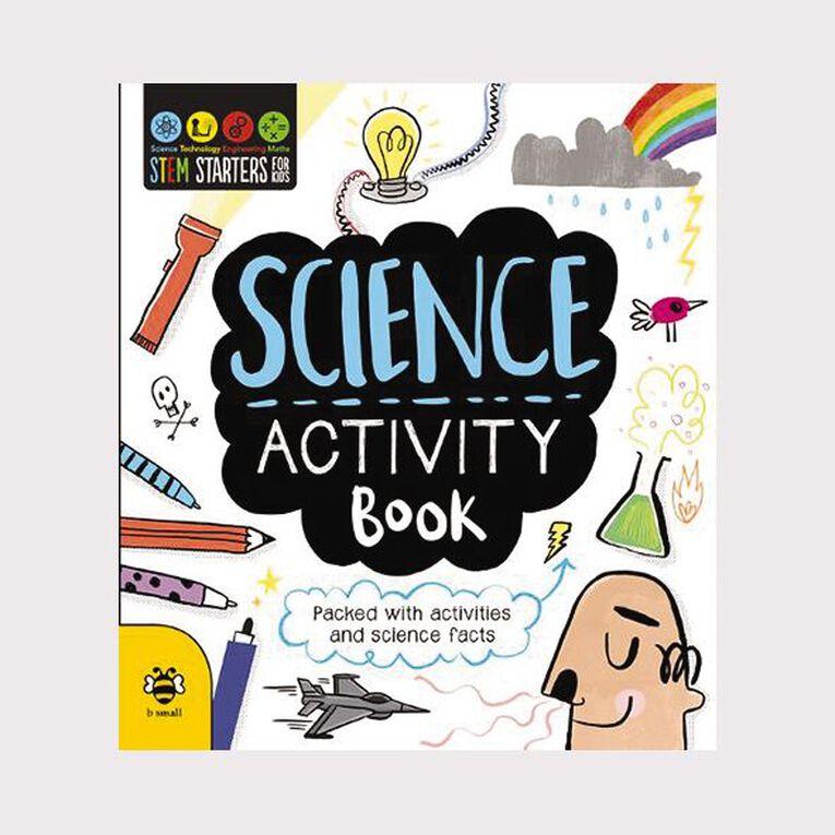 Stem Starters for Kids: Science Activity Book, , hi-res