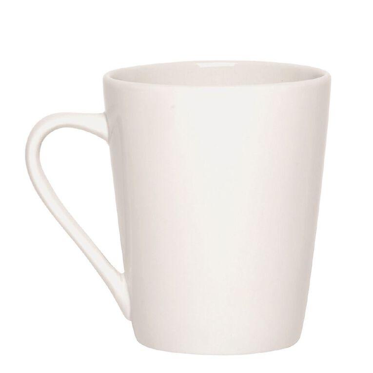 Living & Co Essentials Mug White 300ml, , hi-res