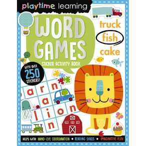 Playtime Learning - Word Games